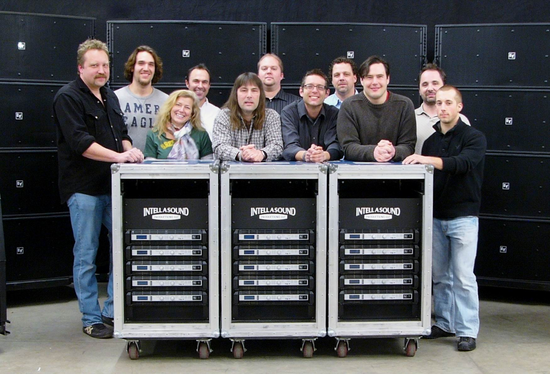 2011 Intellasound Staff