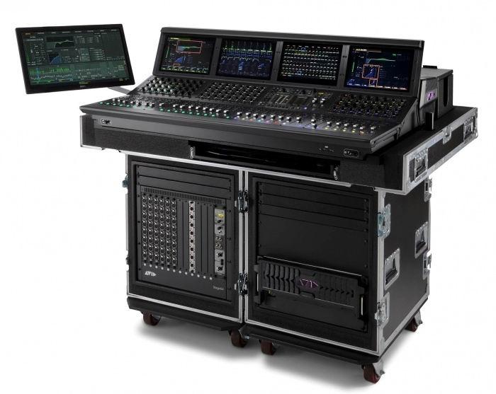 Avid Mixing Console : intellasound productions audio ~ Hamham.info Haus und Dekorationen
