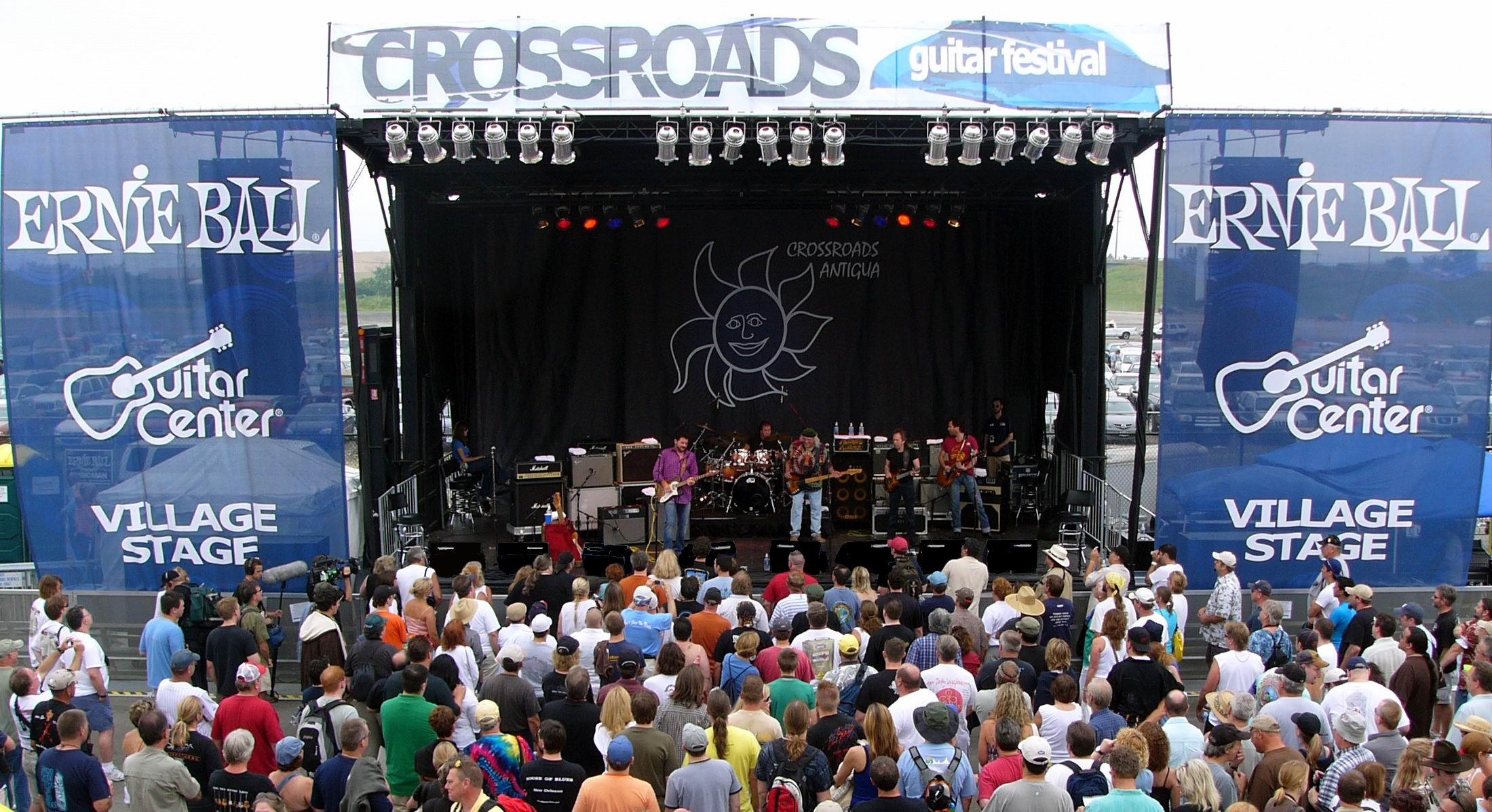 Intellasound Productions-Crossroads Festival - 2007
