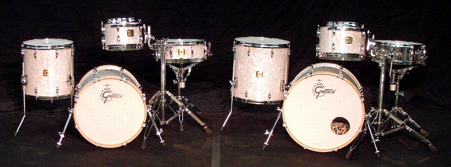 Intellasound / Gretsch kits  08