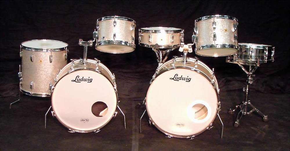 Intellasound / 1967 Ludwig kits  08