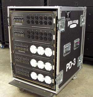 3 Phase Power Distro's