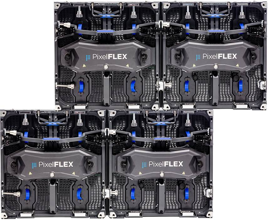 PixelFLEX FLEXTour Panels