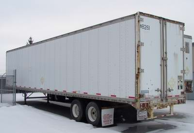 Stoughton Trailer For Sale